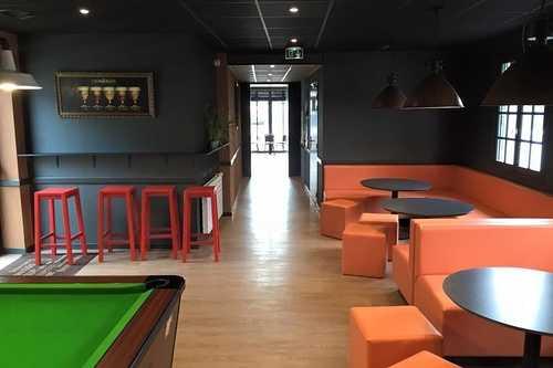 Bar Tabac : rénovation et décoration - Pordic