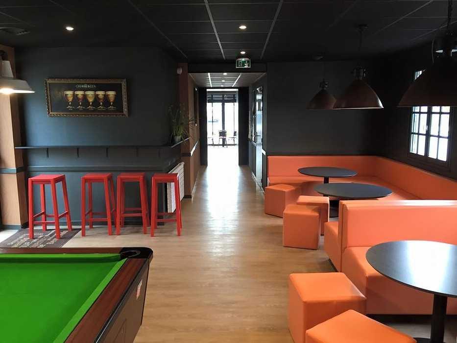 Bar Tabac : rénovation et décoration - Pordic 0