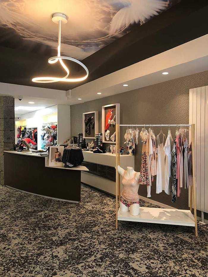 Aménagement et décoration intérieure d''un magasin à Saint Brieuc - 22 3406192920633651439316703044713049257672704n