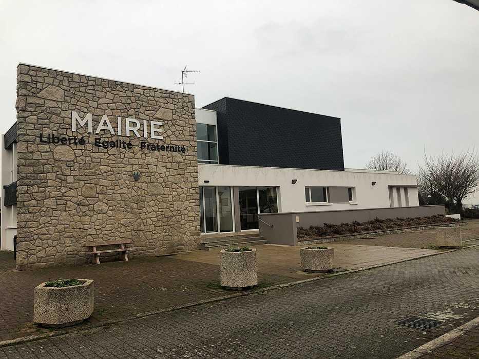 Mairie de Trémuson - 22 - Ravalement de façade 0