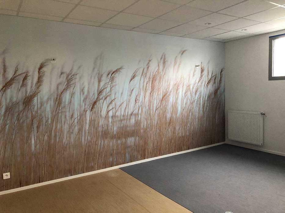 Les impressions numériques murales pour la décoration de votre bureau photo151